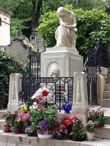 2011.08.30 Cemitério de Père-Luchaise em Paris2