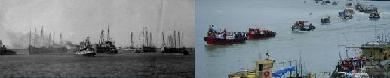 Procissão marítima