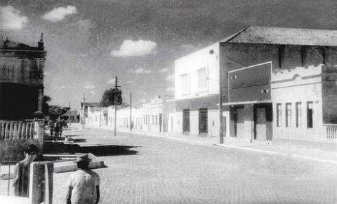 Rua do Meio