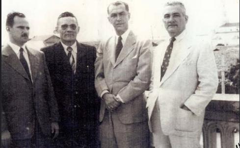 Dr. Vicente e Juscelino