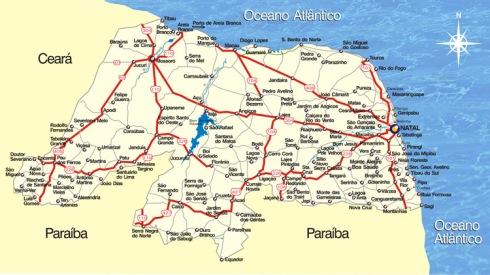 cópia de Mapa do RN