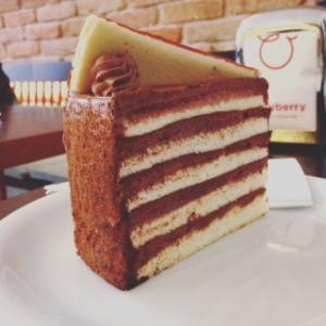dobus-torta